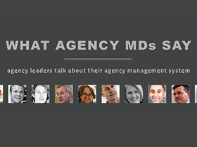 Infographic, What Agency MDs Say