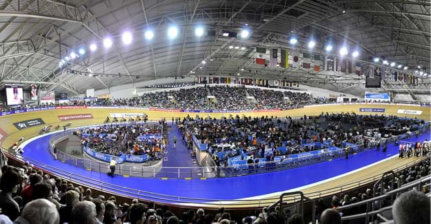 Manchester Velodrome, the National Cycling Centre