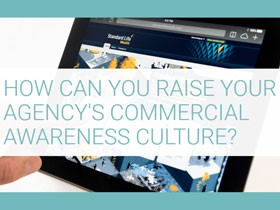 How to raise your agency commercial awareness culture