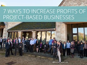 7 Ways to Increase Profits of Project-Based Businesses