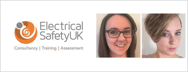 Electrical Safety + Becky + Charlotte