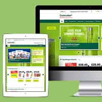 Client work by Enjoy Digital for Costcutter