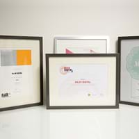 Some of Enjoy Digital's awards