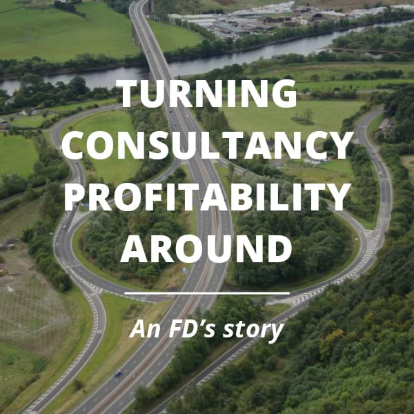 Turning consultancy profit around