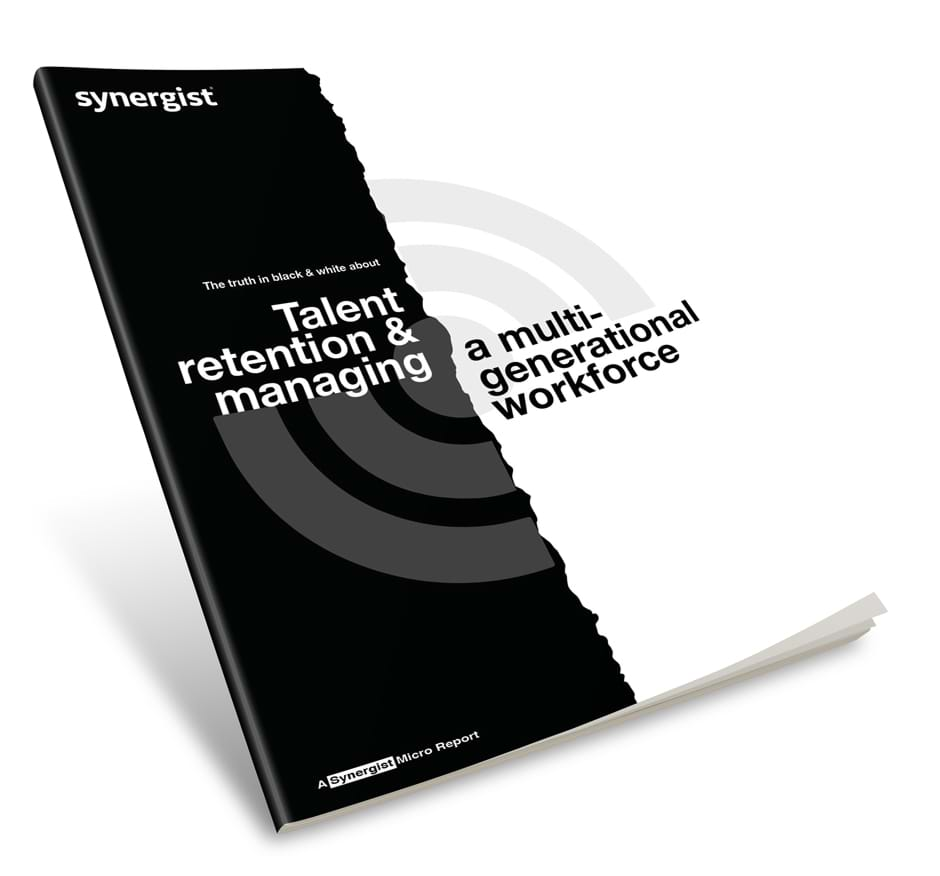 Talent retention and managing a multi generaional workforce report