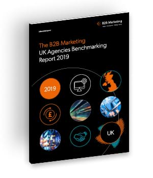 B2B Marketing Report Cover