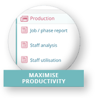 Maximise productivity