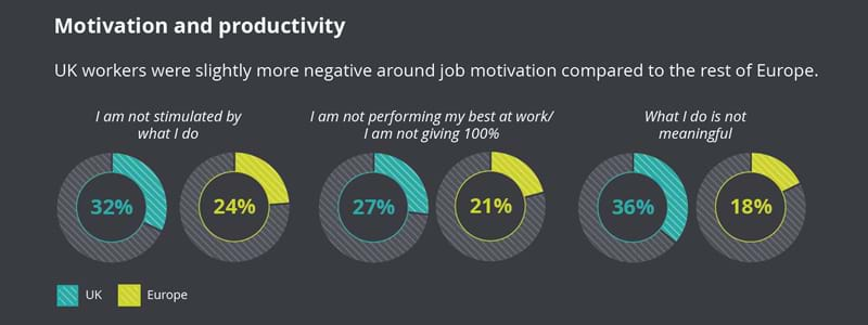 Motivation and productivity