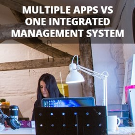 Multiple software apps vs one integrated management system: which is best for your agency?